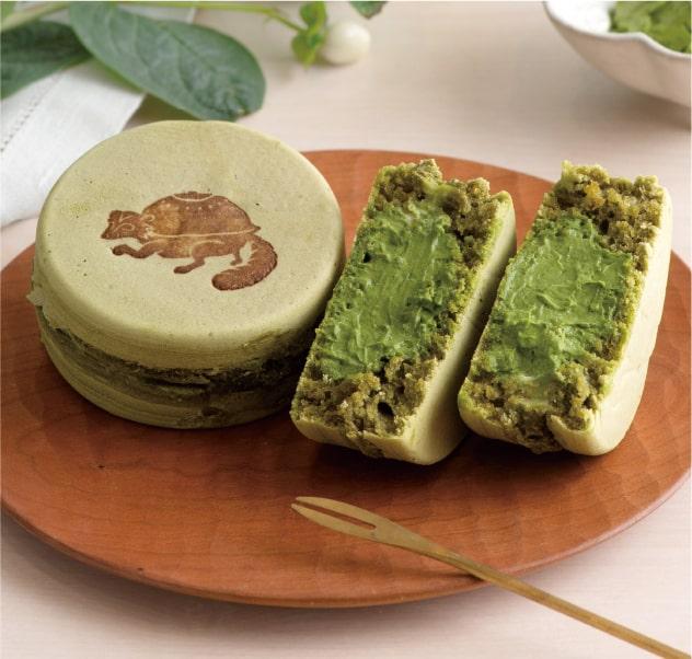 季節の今川焼チーズクリーム